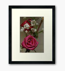 mother made nature Framed Print