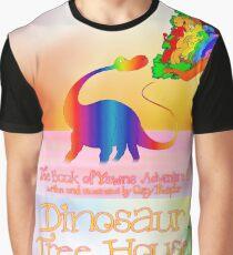 Dinosaur Tree House, The Book of Yawns, Adventure 8, sunrise Graphic T-Shirt