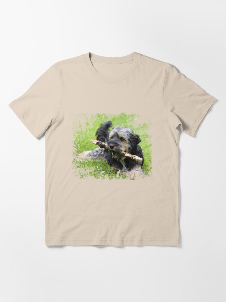 Alternate view of Cute dog Essential T-Shirt