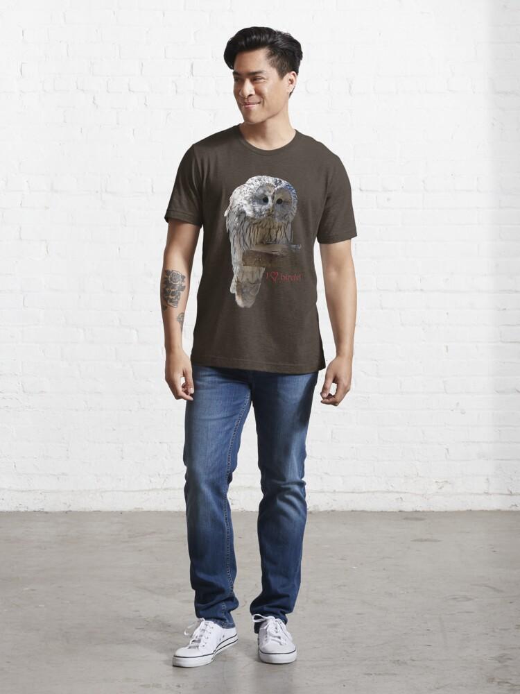 Alternate view of Owl Essential T-Shirt