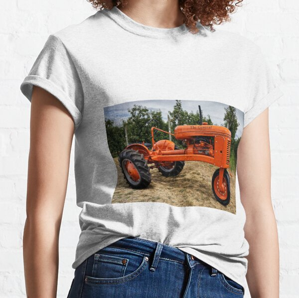 The General Three Wheeled Tractor Classic T-Shirt