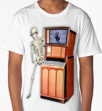 SQUELETTE SCOP' T-shirt long