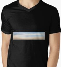 Coming Home to Leven Men's V-Neck T-Shirt