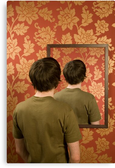 Magritte Mirror by Smeeff