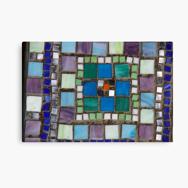 A Night On The Tiles Canvas Print