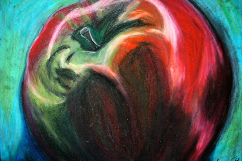 It's an Apple by lorien hughes