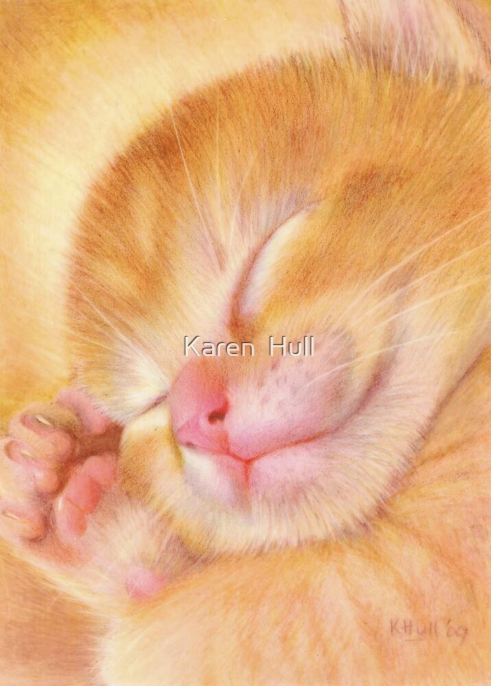 Sweet Dreams by Karen  Hull