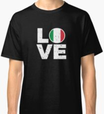 Italy shirt Classic T-Shirt