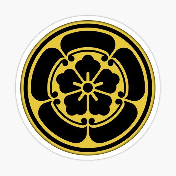 Oda Clan Kamon Sticker