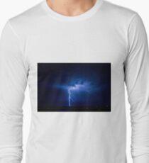 Christmas Eve Storm 2011 Long Sleeve T-Shirt