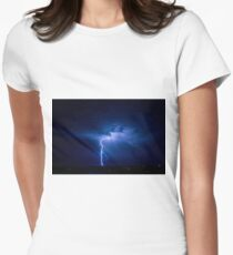 Christmas Eve Storm 2011 Women's Fitted T-Shirt