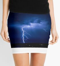 Christmas Eve Storm 2011 Mini Skirt