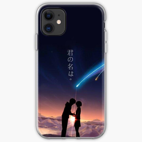 Kimi No Na Wa | Your Name iPhone Soft Case