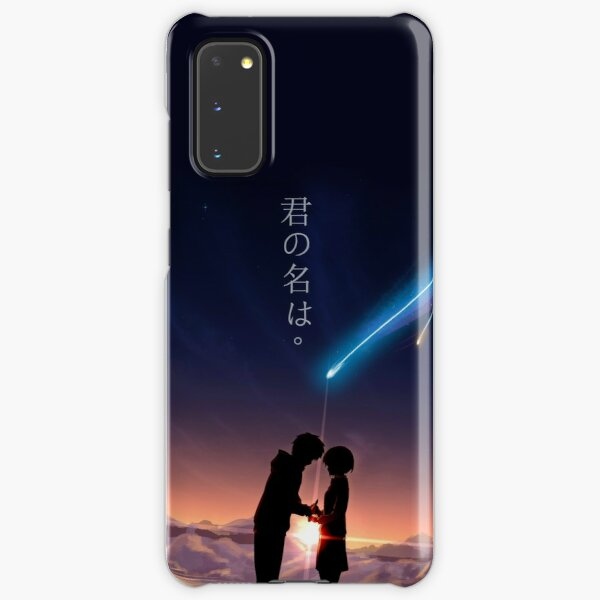 Kimi No Na Wa | Your Name Samsung Galaxy Snap Case