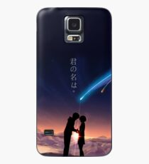 Kimi No Na Wa | Your Name Case/Skin for Samsung Galaxy