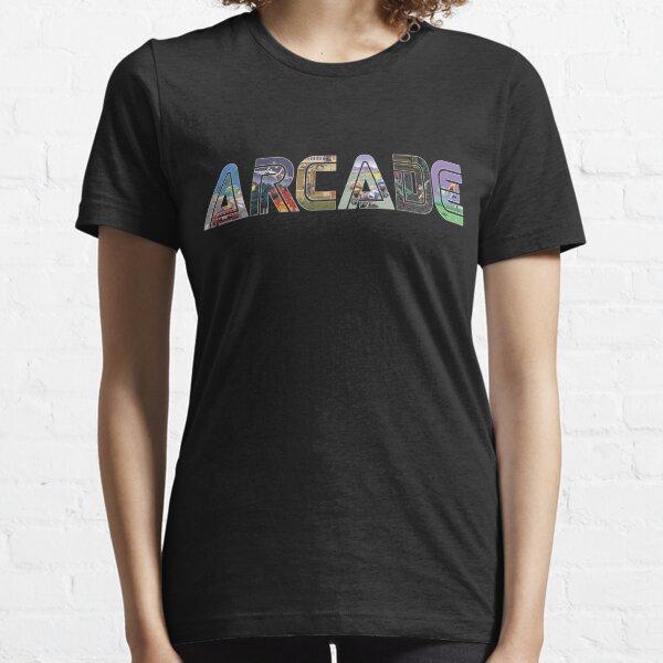 Arcade Classics Essential T-Shirt