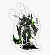 The Game of Kings, Wave Two: The Black King-Bishop's Pawn Sticker