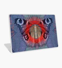 Mystic Wings - Red and Blue Laptop Skin