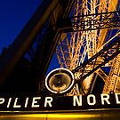 Pilier Nord by almosttrinity