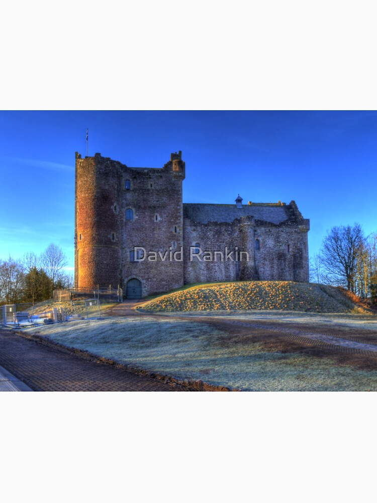 Doune Castle , Scotland by goldyart