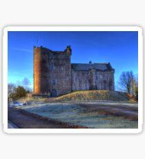 Doune Castle , Scotland Sticker