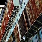 Architextural - abandoned shipyard by sienebrowne