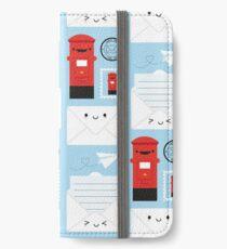 Happy Mail - Kawaii Post iPhone Wallet/Case/Skin