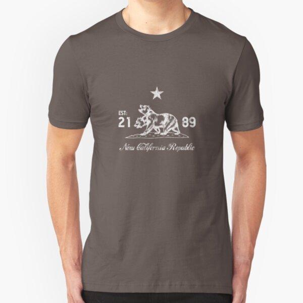 New California Republic - Established 2189 Slim Fit T-Shirt