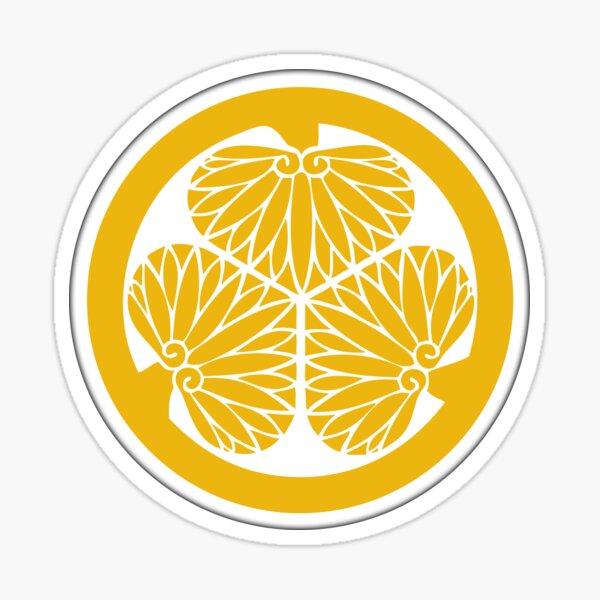 Tokugawa Clan Kamon Sticker