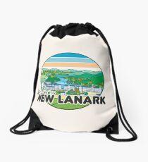 New Lanark Drawstring Bag