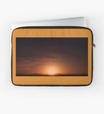 End Of The Day in Africa Laptop Sleeve