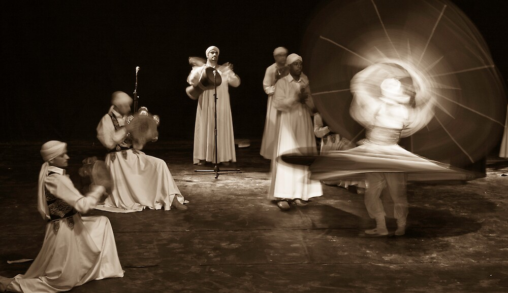 Dervish of Cairo by Andre Roberts