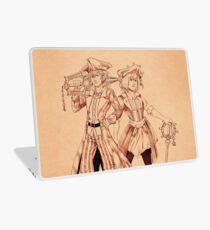 Pirates - Sora & Kairi Laptop Skin