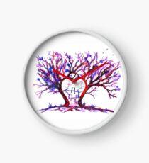 Trees - 'Love Grows' Clock