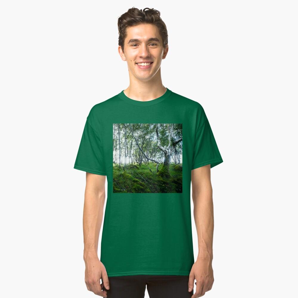 T-shirt classique «Green Forest»