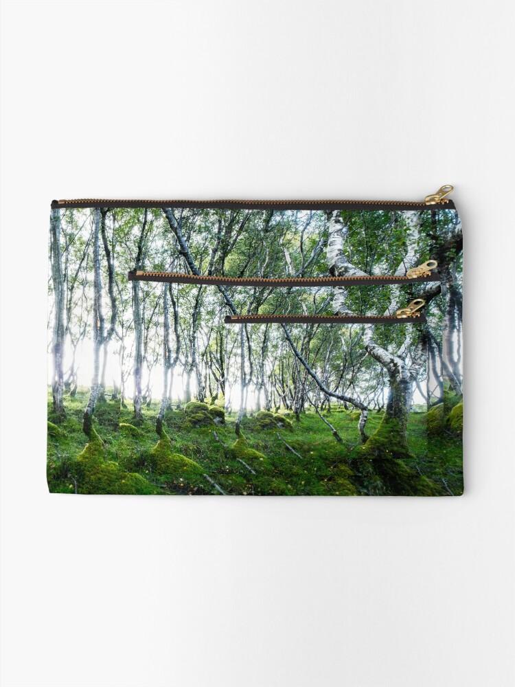 Pochette ''Green Forest': autre vue
