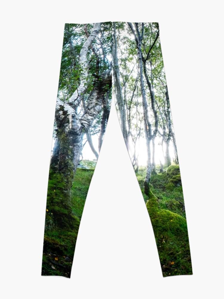 Legging ''Green Forest': autre vue