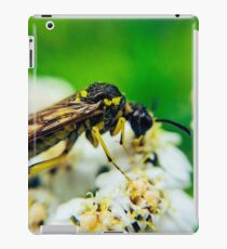 Resting for a while iPad Case/Skin