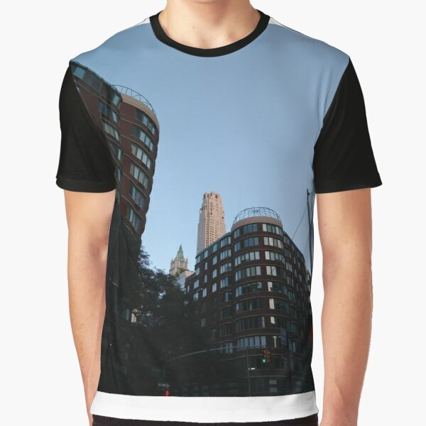 New York City, #NewYorkCity, #NewYork Graphic T-Shirt