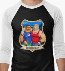 BRITBEARS - Official BritBears Member Design Men's Baseball ¾ T-Shirt