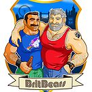 BRITBEARS - Official BritBears Member Design by bobobear