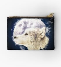 Wolf Moon Studio Pouch
