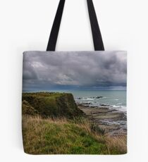 Storm Clouds off Kaikoura 1 Tote Bag