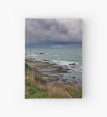 Storm Clouds off Kaikoura 1 Hardcover Journal