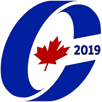 Conservative Party of Canada 2019 Logo by Spacestuffplus