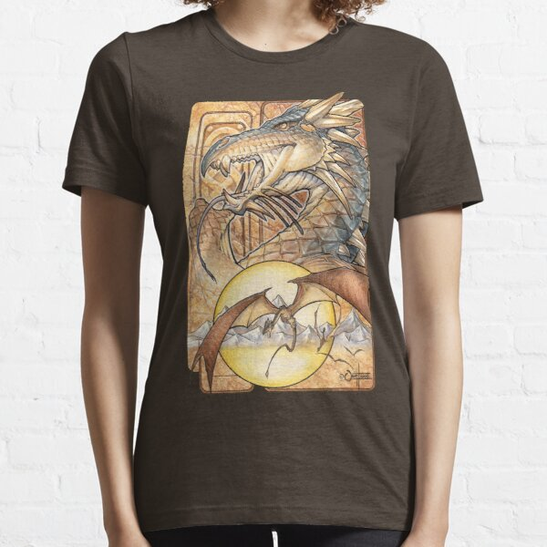 Crowned Dragon Essential T-Shirt
