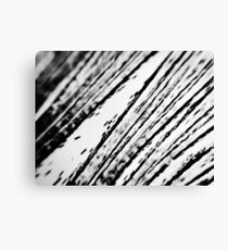 Messy marble Canvas Print