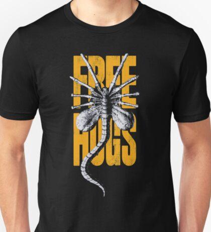 Kostenlose Umarmungen - Facehugger T-Shirt