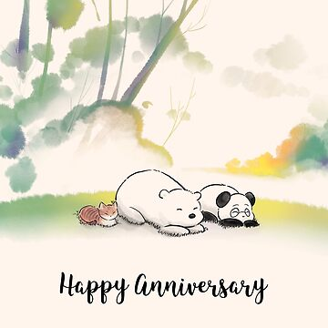 I Loaf You - Happy Anniversary by PandaNPolarBear