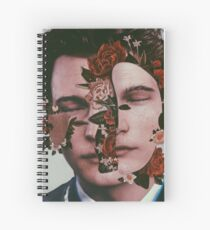 "Detroit: Become Human - Connor - Shawn Mendes Album ""SHAWN MENDES: THE ALBUM"" Spiral Notebook"
